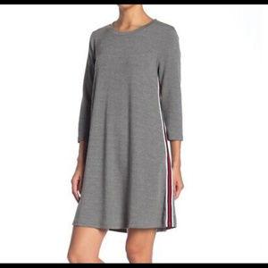 Como Vintage Athletic Dress 3/4 Sleeve NWT